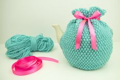 My Tea Cosy Knitting Pattern in Mollie Makes 45!