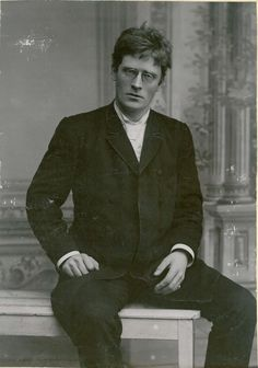 Knut Hamsun, author of Pan (Red Hand Books, 2014).