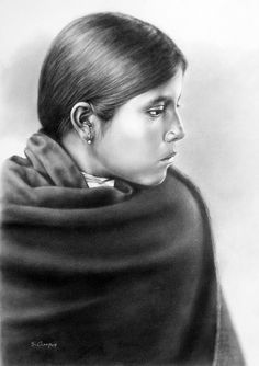 * Qahatika Girl ~ Artist by: steeelll *