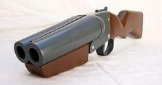 How to Make a Wooden Gun