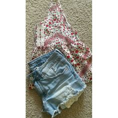 AEO shorts Great condition like new. Hardly worn and super cute for the summer time. Stretchy and comfortable. American Eagle Outfitters Shorts Jean Shorts