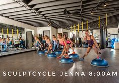 What are you doing tomorrow at 8:00am?? SculptCycle with @jvc_123 of course! See ya there  #SculptCycle #bootcamp #spin