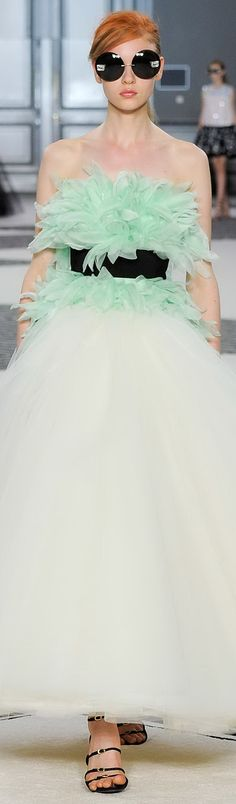 Fall 2015 Couture Giambattista Valli Giambattista Valli