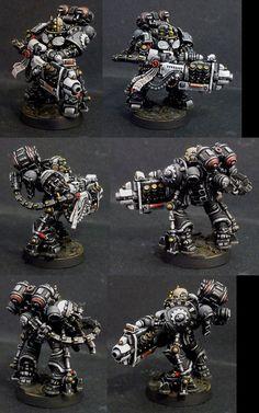 Warhammer 40000,warhammer40000, warhammer40k, warhammer 40k, ваха, сорокотысячник,фэндомы,Iron Hands,Space Marine,Adeptus Astartes,Imperium,Империум,Wh conversion,Miniatures (Wh 40000)