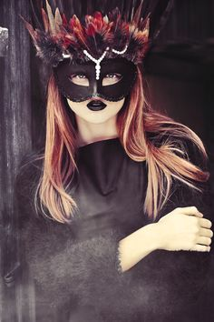 Klara Malnar Mask by: AMTAD