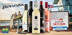 Entdecken Sie Kalifornien ~ 5 Top-Weine 10% reduziert + GRATIS Korkenzieher - http://weinblog.belvini.de/entdecken-sie-kalifornien