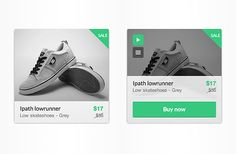 "An amazing product item CSS hover effect for ecommerce websites. It is made width both CSS and Javascript, though the javascript is only for activating the menu. The additional info loading up when hover is made purely with CSS, and is ""dynamic"" so it will expand upwards with whatever content is put there. Created by Emil Møller."