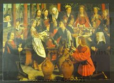 La noces de Cana Iron Age, Painting, Products, Style, Going Gray, Painting Art, Paintings, Paint, Draw