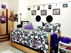 Dorm Rooms & Decor: Photo
