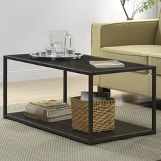 You'll love the Clarissa Industrial Coffee Table at Wayfair - Great Deals on all Furniture  products with Free Shipping on most stuff, even the big stuff.
