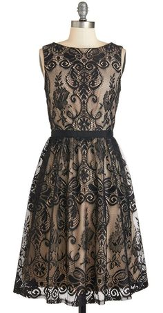 Flair for Fastidious Dress