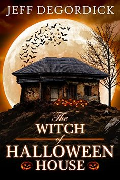 """""""The Witch Of Halloween House"""" *** Jeff DeGordick Ya Books, Book Club Books, Books To Read, Book 1, Sherlock Holmes, Paranormal, Halloween Stories, Reading Stories, Horror Books"""