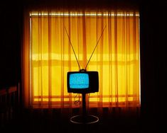 Neon Motel Room | TV Set