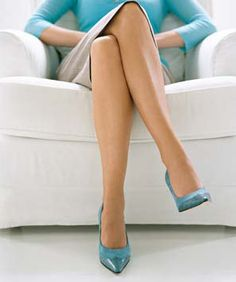 Regular Health Mistakes: Crossing our legs: Do you cross your legs at your knees when sitting?