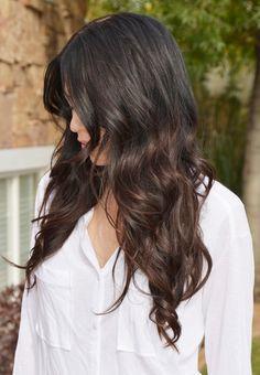 Soft Silky Curls Tutorial