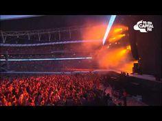 "Avicii ""The Nights"" at Wembley Stadium London - YouTube"