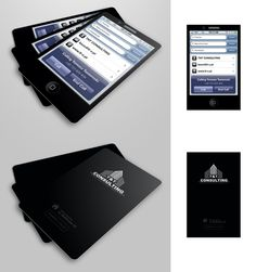 business card - collection by fachowo , via Behance