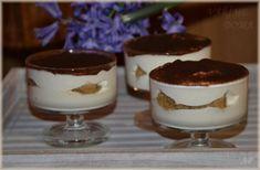 Rychlý dezert ala tiramisu Tiramisu, Cheesecake, Pudding, Food, Cheesecakes, Custard Pudding, Essen, Puddings, Meals