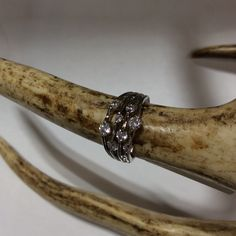 R.S. Covenant Crystal Cluster Ring [624]