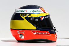 Schuberth SF1 P.de La Rosa 2014 by Uffedesigns