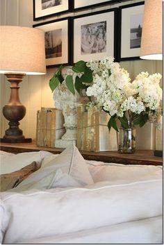Ideas For That Wall Behind The Sofa • Kelly Bernier Designs
