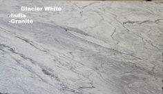 White granite glacier white granite