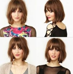 This One Acirc Iexcl In 2019 Long Hair Styles Cool Hairstyles Medium Hair Cuts, Short Hair Cuts, Medium Hair Styles, Curly Hair Styles, Haircut Medium, Medium Curly, Haircut Bob, Curly Hair With Bangs, Hairstyles With Bangs