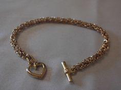 Byzantine Weave Bracelet Tutorial  http://www.cutoutandkeep.net/projects/byzantine-weave-chainmaille-bracelet
