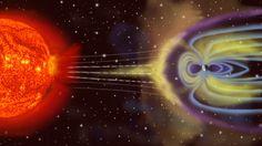 ICYMI: Una potente tormenta magnética está azotando la Tierra