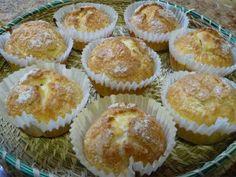 Recetas de Magdalenas de leche con Thermomix Muffins, Best Cooker, Thermomix Desserts, Pan Dulce, Toddler Snacks, Fashion Cakes, C'est Bon, Fondant Cakes, Mini Cakes