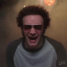 show New party member! Tags: funny laugh high ifc that show Hyde That 70s Show, Thats 70 Show, Gif Animé, Animated Gif, That 70s Show Quotes, Eric Forman, Jokes And Riddles, Bae, Aesthetic Gif