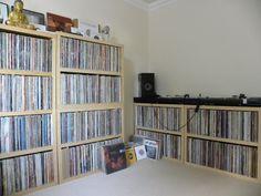 Vinyl, decks, studio, DJ, lab