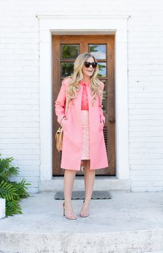 Pink + Coral Texture