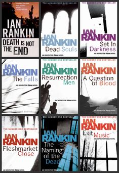Any of Ian Rankin's dark Edinburgh mysteries featuring Inspector Rebus