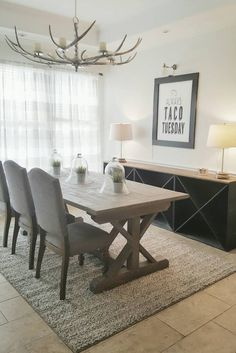 96 In X Style Farmhouse Trestle Dining Table