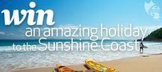WIN: An Amazing Trip To The Sunshine Coast!