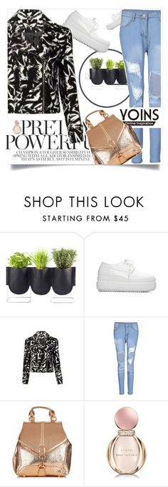 """""""Yoins:Happy new year!"""" by yoinscollection ❤ liked on Polyvore featuring Authentics and Bulgari"""