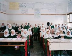 An Intriguing Glimpse of Classrooms Around the World