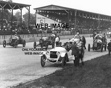 1916 INDY 500 AUTO RACE PHOTO-PACE CAR LICENSE PLATE INDIANAPOLIS MOTOR SPEEDWAY