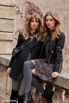 Рекламная кампания Vero Moda осень-зима 2016-2017 фото №6