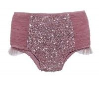 Limelight Shorts - Rosewood