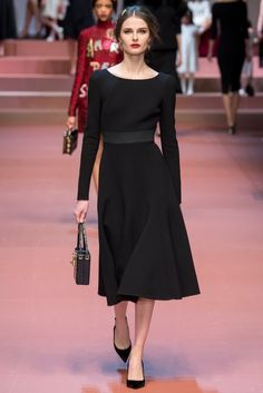 Dolce & Gabbana Herfst/Winter 2015-16 (49)  - Shows - Fashion