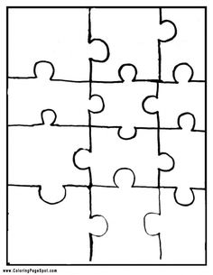 make your own jigsaw puzzle printable