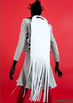 В авангарде. Lookbook by designer Robert Wun (Fall 2014)