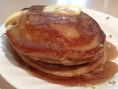 Awesome Apple Cinnamon Pancakes