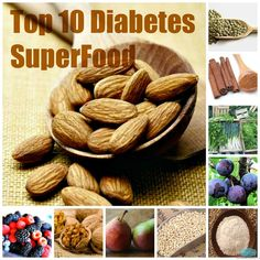 Stock up on these super foods as part of your diabetic diet