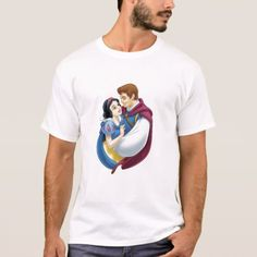 Snow White and Prince Charming Disney T-Shirt - click to get yours right now!