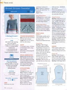 Your Knitting Life 2012 June July