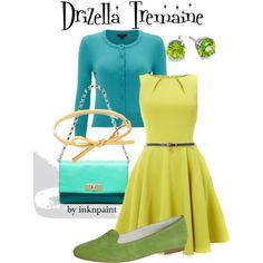 Designer Clothes, Shoes & Bags for Women Disney Bound Outfits Casual, Disney Outfits, Cool Outfits, Casual Outfits, Disney Clothes, Disney Fashion, Cinderella Outfit, Cinderella Disney, Disney Princess