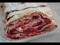 Никто не верит что такой пирог я готовлю из лаваша! - topovoye.ru Sweet Pastries, No Cook Meals, Bon Appetit, Lasagna, Cabbage, Sandwiches, Food And Drink, Favorite Recipes, Sweets